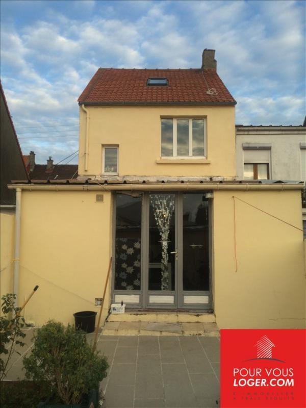 Sale house / villa Outreau 127990€ - Picture 1