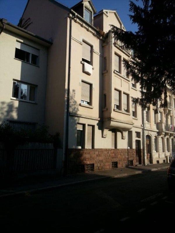 Investment property building Mulhouse 410 000€ - Picture 1