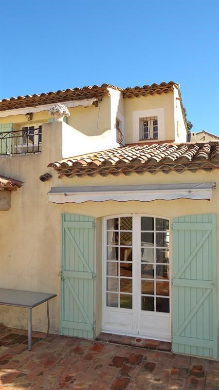 Vacation rental house / villa Cavalaire sur mer 1 000€ - Picture 19