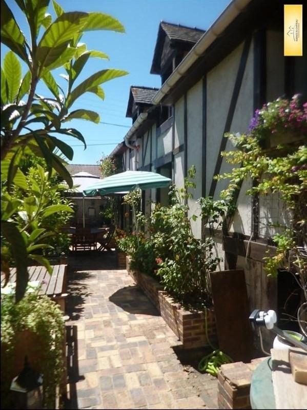 Vente maison / villa La villeneuve en chevrie 258000€ - Photo 2
