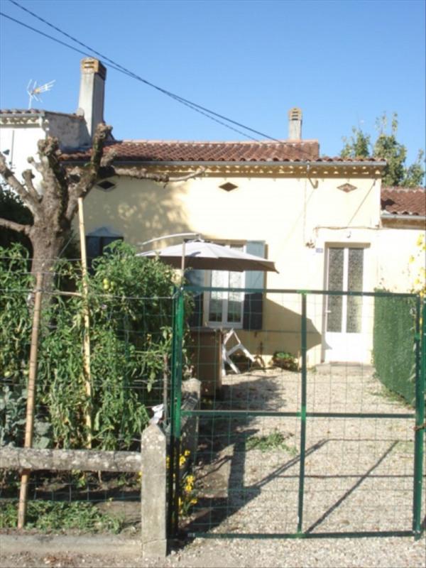 Produit d'investissement maison / villa Moulis en medoc 91950€ - Photo 1