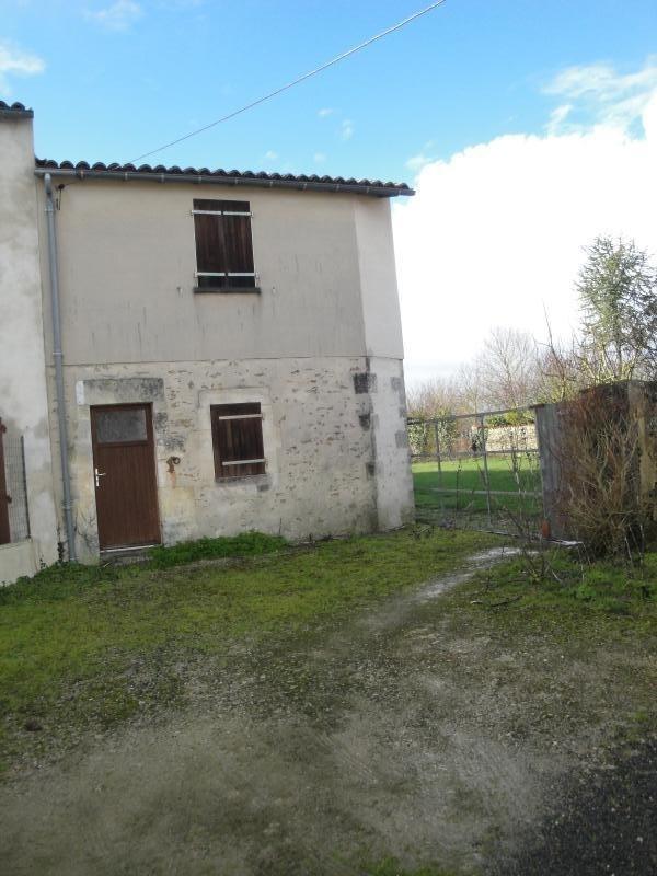Vente maison / villa Loulay 114500€ - Photo 3