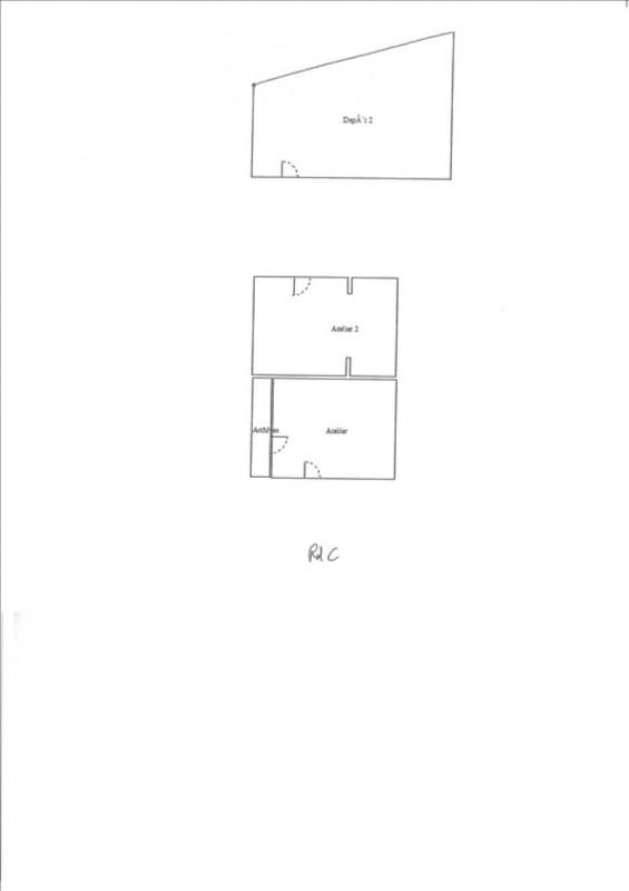Sale building Les pavillons sous bois 583000€ - Picture 3