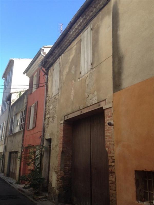 Vendita immobile Carpentras 58300€ - Fotografia 1
