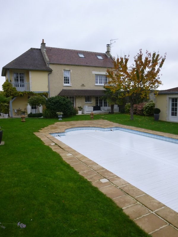 Sale house / villa Basly 462000€ - Picture 1