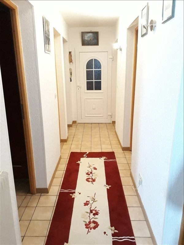 Sale apartment Wissembourg 143000€ - Picture 1