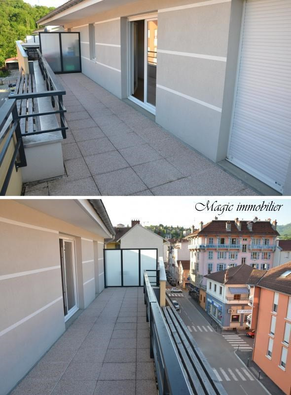 Rental apartment Bellegarde sur valserine 546€ CC - Picture 6