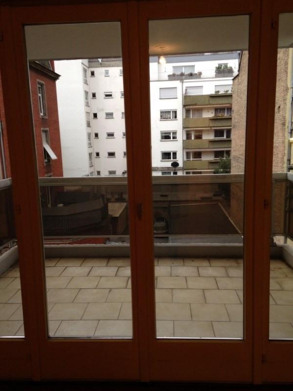 Rental apartment Strasbourg 543€ CC - Picture 2