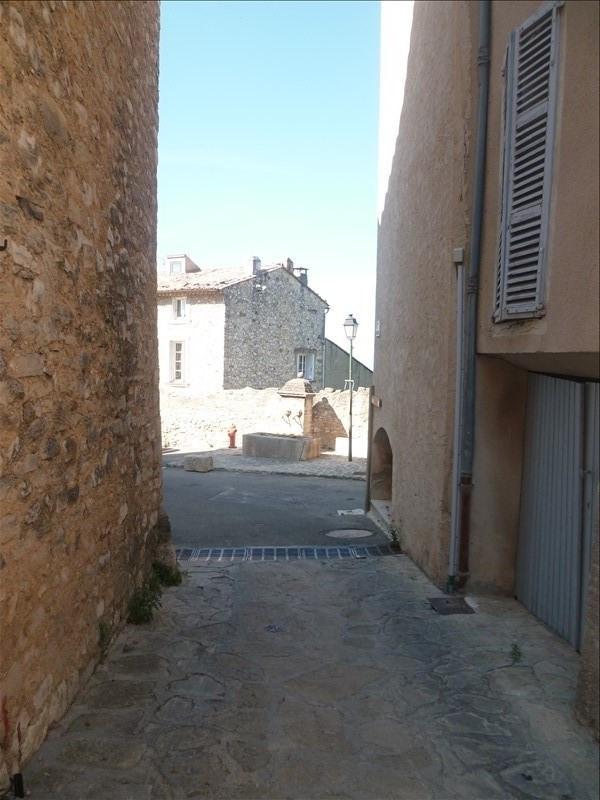 Vente maison / villa Le barroux 117000€ - Photo 3