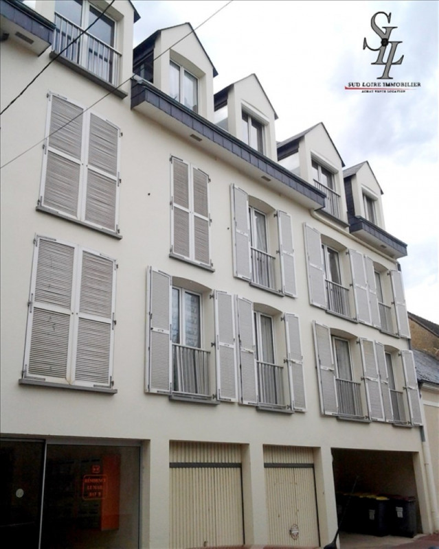 Sale apartment Vendome 41 000€ - Picture 1
