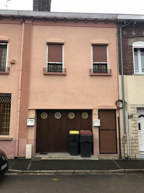 Sale house / villa Fouquières-lès-lens 70000€ - Picture 1