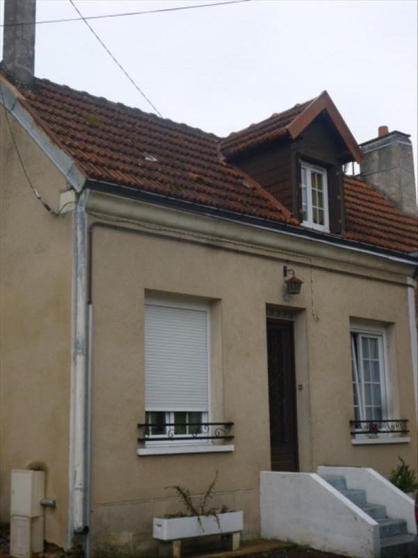 Vente maison / villa Montoire sur le loir 99000€ - Photo 1