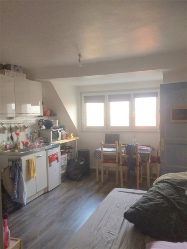 Rental apartment Boulogne sur mer 370€ CC - Picture 1