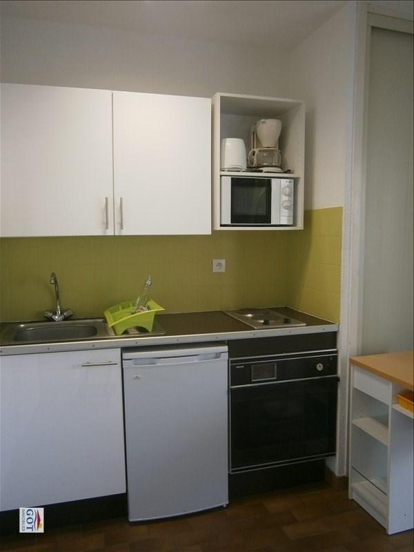 Verhuren  appartement Canet en roussillon 365€ CC - Foto 2