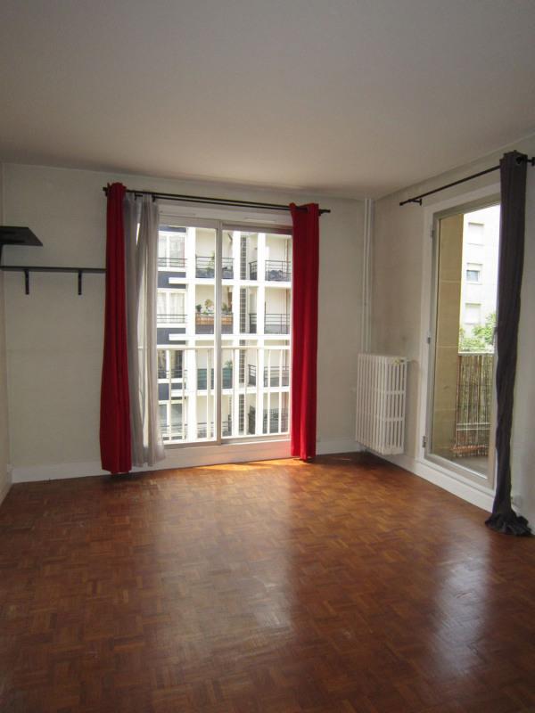 Rental apartment Paris 12ème 860€ CC - Picture 2