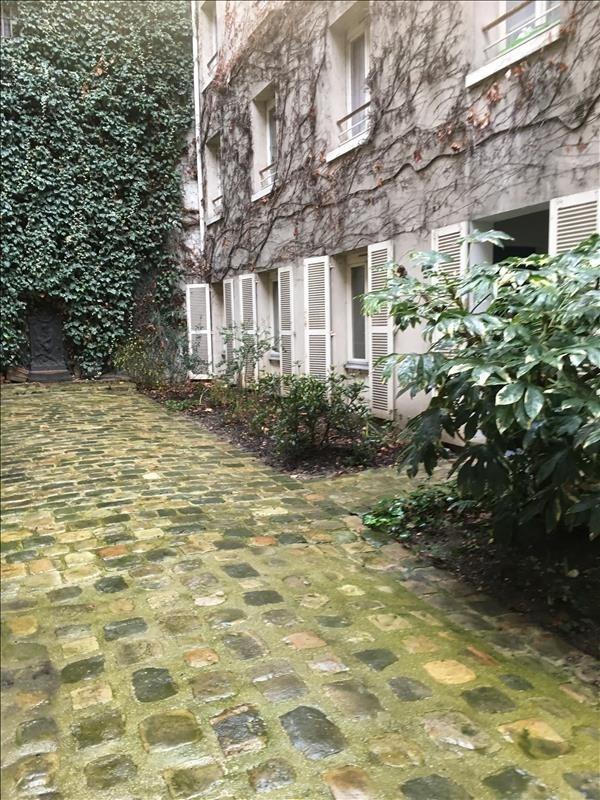 Rental apartment Paris 4ème 1500€ CC - Picture 1