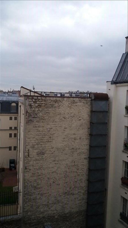 Locação apartamento Paris 10ème 838€ CC - Fotografia 6