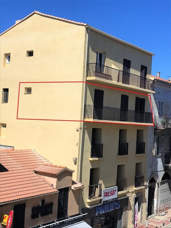 Vente appartement Propriano 120 000€ - Photo 1