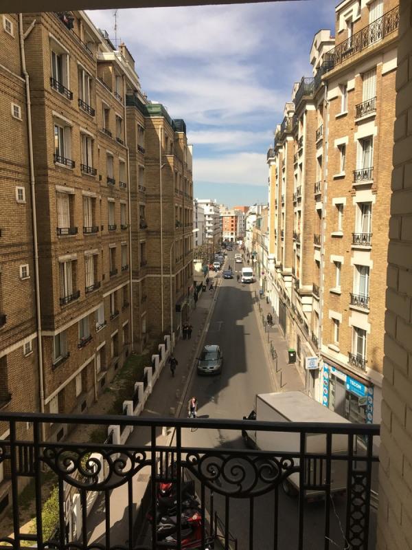 Rental apartment Asnieres sur seine 950€ CC - Picture 8