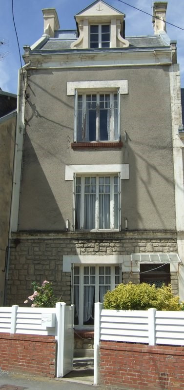 Sale house / villa Grandcamp maisy 150000€ - Picture 1