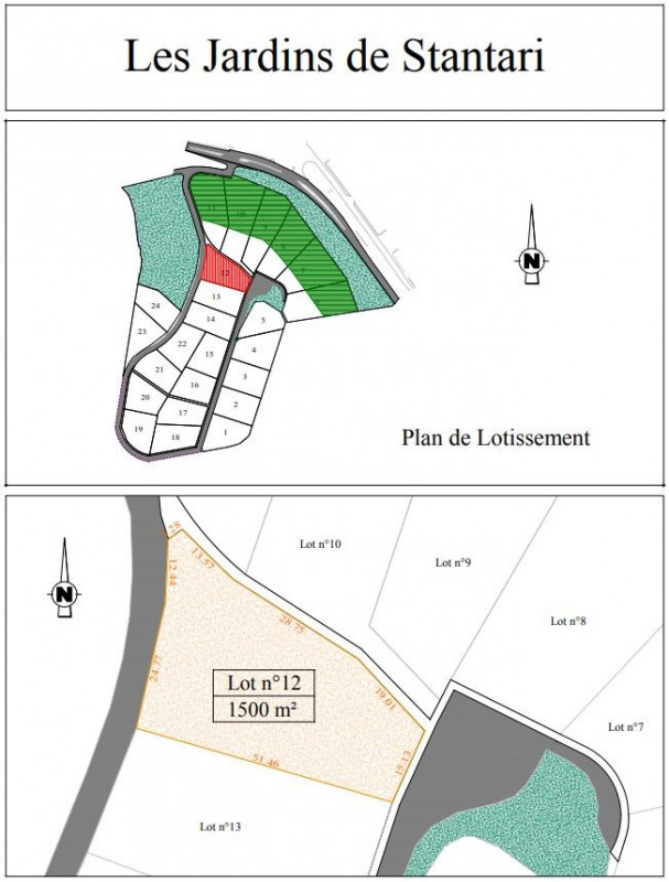 Sale site Sartène 109000€ HT - Picture 3