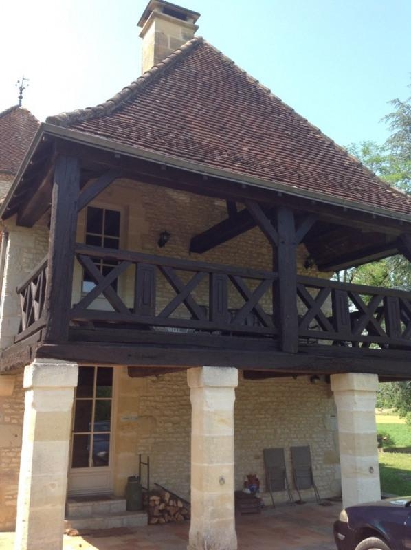 Sale house / villa Saint alvere 493500€ - Picture 4