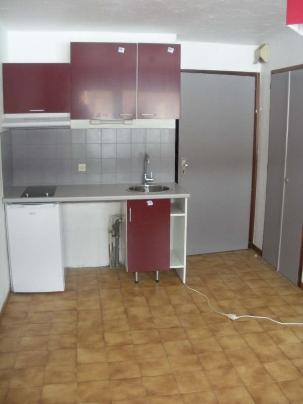 Rental apartment Le fayet 510€ CC - Picture 1