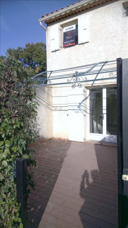 Rental house / villa St paul trois chateaux 720€ CC - Picture 1