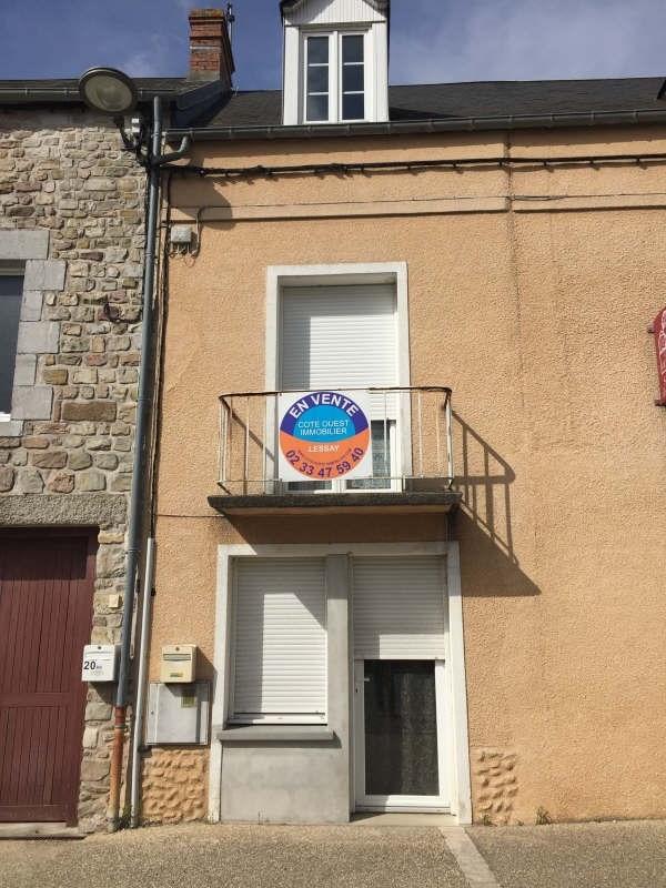 Sale house / villa Lessay 64800€ - Picture 1