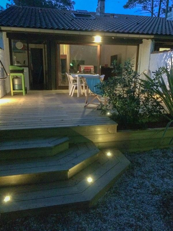 Location vacances maison / villa Capbreton 570€ - Photo 10