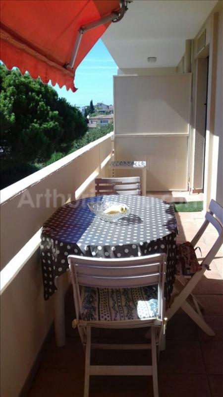Sale apartment Frejus-plage 114000€ - Picture 1