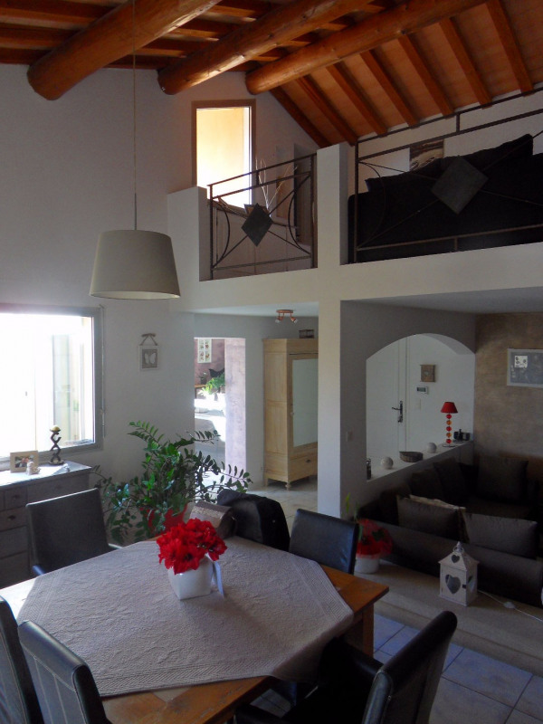 Vente maison / villa Le thor 312000€ - Photo 4