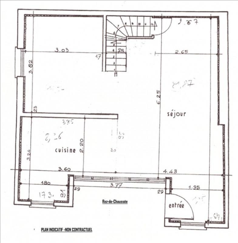 Sale house / villa Vanves 936000€ - Picture 12