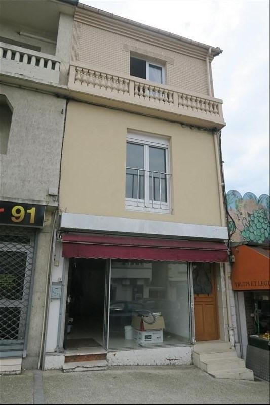 Sale building Ste genevieve des bois 380000€ - Picture 1