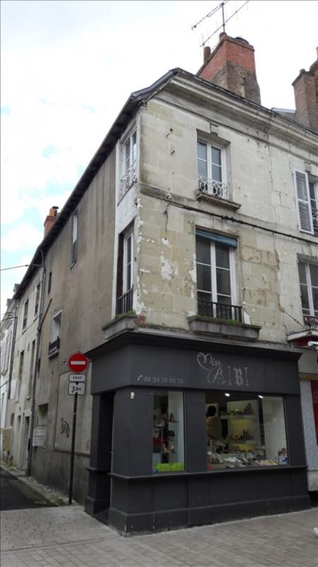 Sale building Vendôme 125000€ - Picture 1