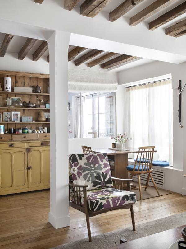 Vente de prestige appartement Paris 3ème 1850000€ - Photo 3