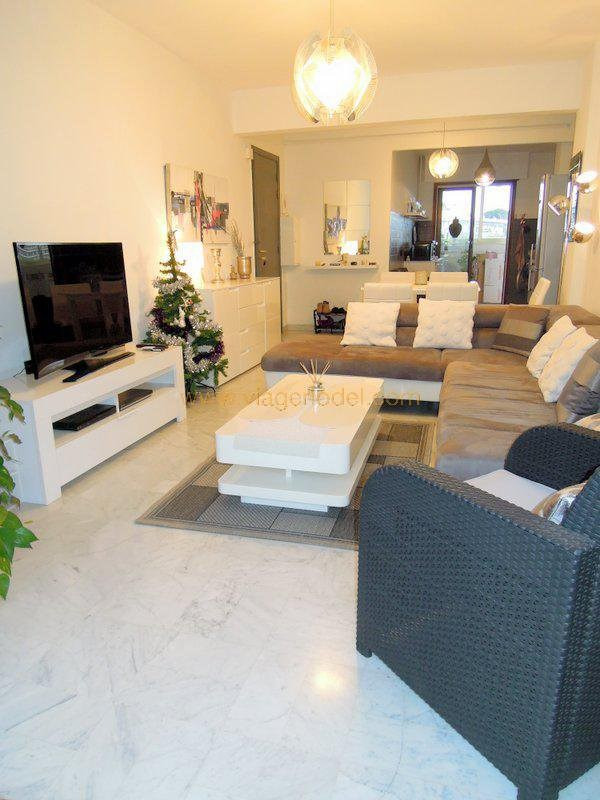 Life annuity apartment Cagnes-sur-mer 155000€ - Picture 7