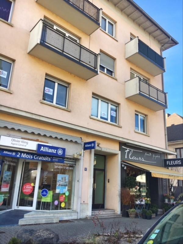 Investment property apartment Illkirch graffenstaden 80000€ - Picture 1