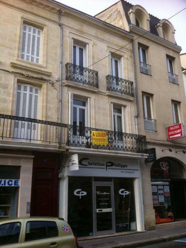 Verhuren  appartement Libourne 616€ CC - Foto 1