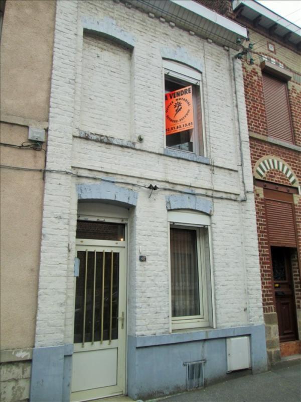 Vente maison / villa Bethune 49000€ - Photo 1