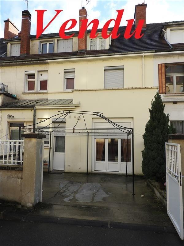 Sale house / villa Chatillon sur seine 81500€ - Picture 1