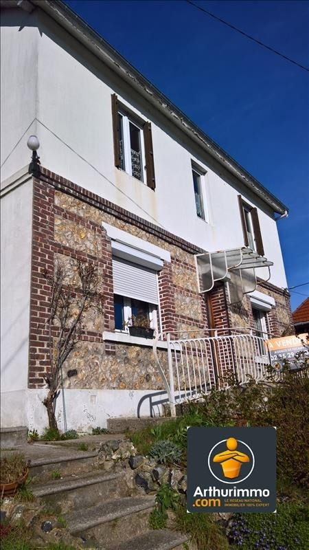 Vente maison / villa Fecamp 182 600€ - Photo 1