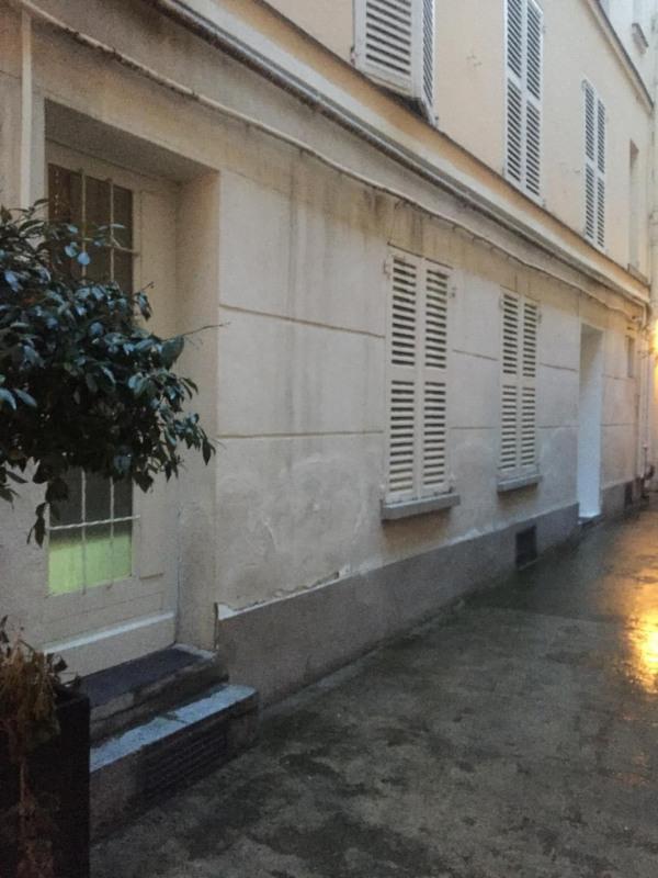 Sale apartment Paris 18ème 88000€ - Picture 1