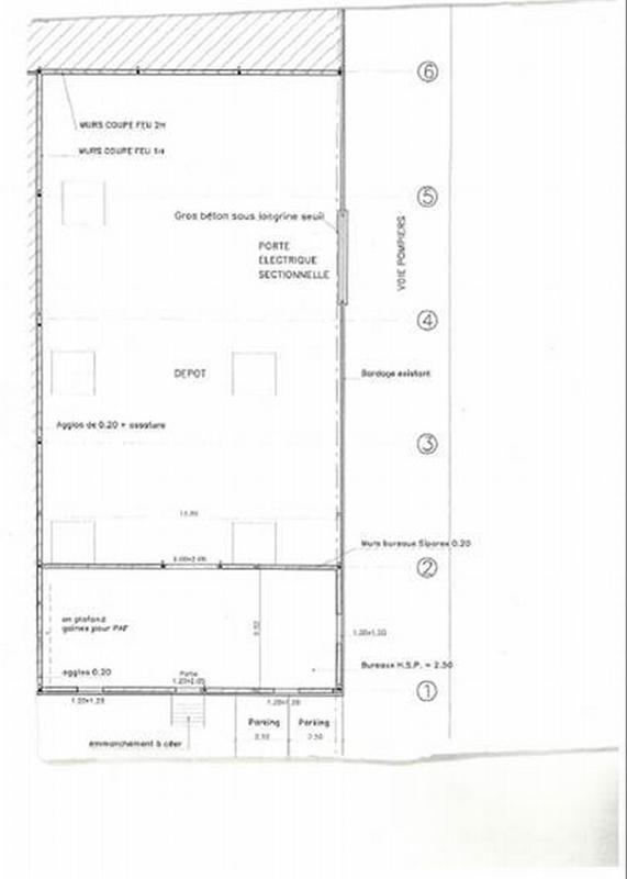 Location Local d'activités / Entrepôt Saint-Avertin 0