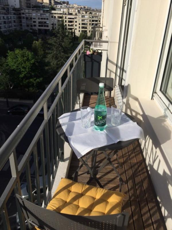 Verhuren  appartement Paris 16ème 2800€ CC - Foto 10