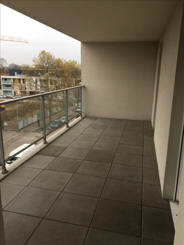 Rental apartment Strasbourg 630€ CC - Picture 7