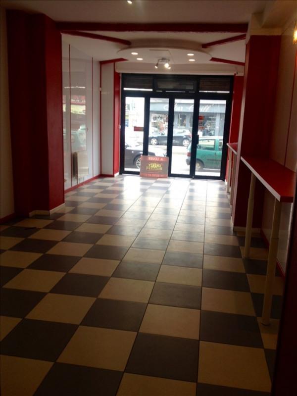 Rental shop Les pavillons sous bois 1500€ HT/HC - Picture 2