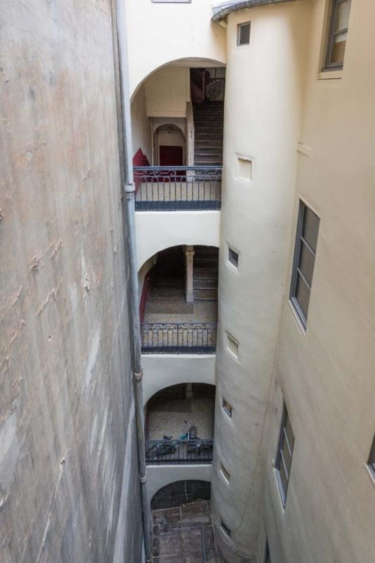 Sale apartment Lyon 1er 280000€ - Picture 8