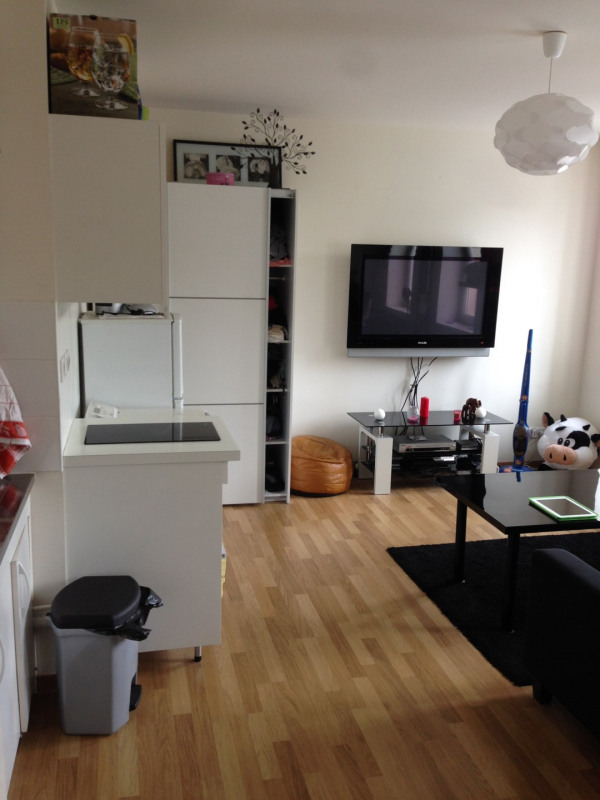Rental apartment Saint-leu-la-forêt 531€ CC - Picture 1