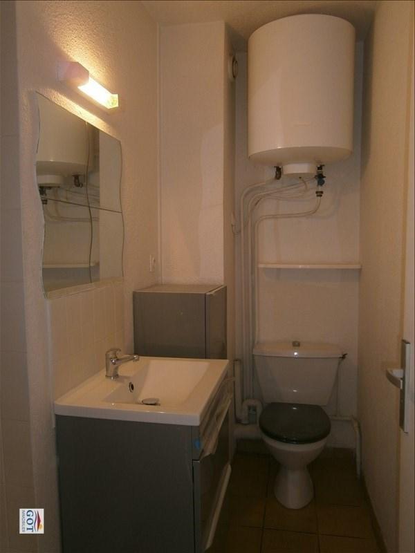 Verhuren  appartement Canet en roussillon 410€ CC - Foto 4